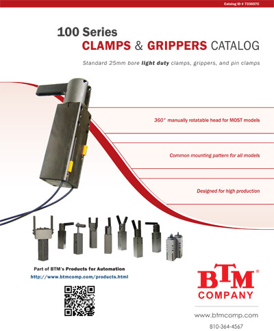 Light Duty Clamps & Grippers