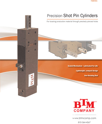 Precision Part Locators