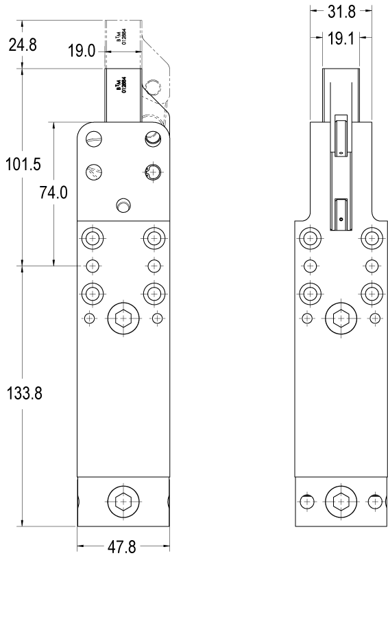 PC-PL Plunging Linear Motion